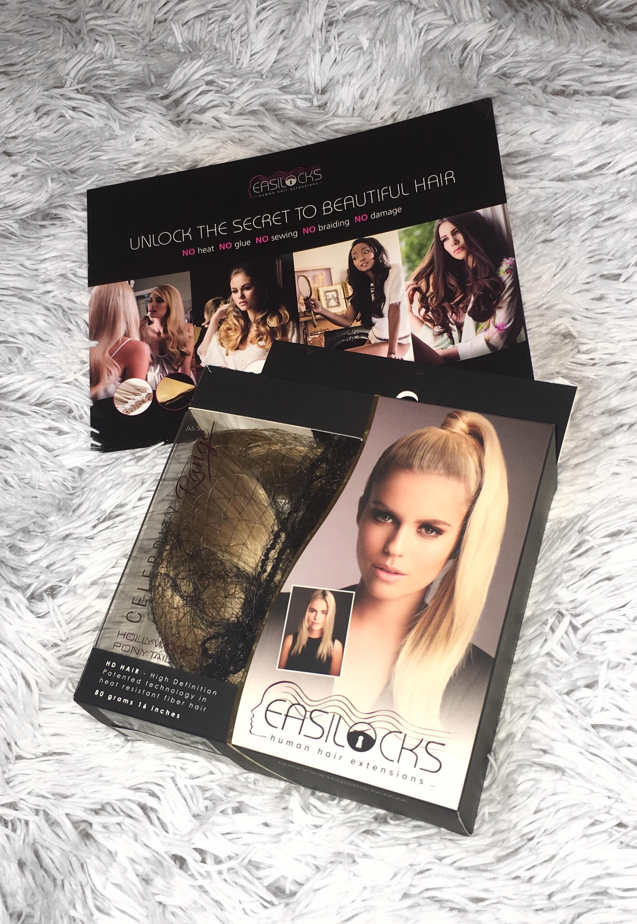 Easilocks New Celebrity Range Hair Pieces Ciara Glynn